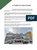 Mal Pelayanan Publik Kota Bekasi Pindah ke BTC.docx