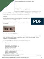 Resetting Cisco CAPWAP_LWAP Access Point to Factory Defaults _ popravak