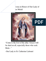 Perpetual Novena in Honor of Our Lady of the Miraculous Medal.docx