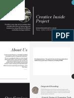 Portfolio Creative Inside Project