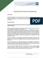 Lectura 1 - Estructura del área de Operaciones