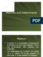 MATRIX-AND-DETERMINANT