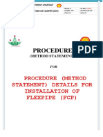 Work Method Statement_Procurement & Installation of FCP at SPDC locations Rev. A.docx
