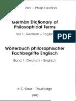 Elmar Waibl, Philip Herdina - German Dictionary of Philosophical Terms Worterbuch Philosophischer Fachbegriffe Englisch Germ-Eng  V1 (Routledge Bilingual Specialist Dictionaries , Vol 1)-Routledge (19.pdf