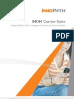 Imdm Carrier
