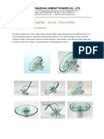 Catalogue of Insulator and Surge Arrester - Orient China
