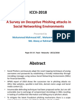 A Survey on Deceptive Phishing attacks in Social networks.pptx