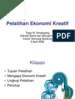 pelatihanekonomikreatif-1207812081529437-8.ppt
