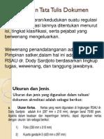 Panduan Tata Tulis Dokumen.pptx