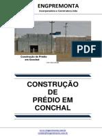 Construção de Prédio Em Conchal