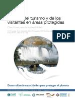 Gestión del turismo y visitantes en áreas protegidas