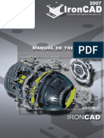 Apostila IronCAD - Completa