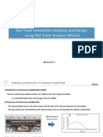 1.Rail Track Analysis Wizard