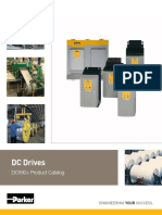 590Plus Series DC Drives Catalog