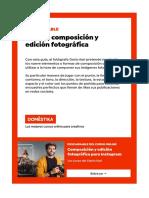 Guia de composición fotográfica de Derio Ilari
