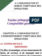 CHAPITRE 4_ORGANISATION ET ENREGISTREMENT COMPTABLE DES OPERATIONS.pptx final