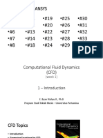 Introduction of CFD