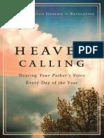 Heaven Calling, Excerpt