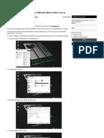 [how-to] como hacer que whisker menu abra con la tecla windows en xfce