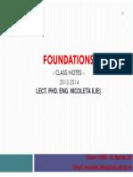 C1 fundatii