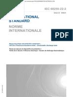 IEC 60255-22-2 {ed3.0}
