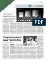 Obsolescencia programada Sanciones concretas