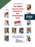2011 Parents Express Media Kit
