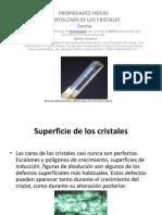 propiedades fisicas CRISTALES