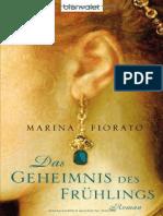 [Fiorato Marina] Das Geheimnis Des Fr Hlings(z Lib.org)
