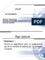Exercice Revision Les Boucles