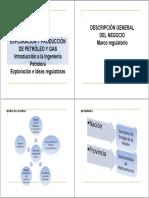Presentación desarrollo de campos y parte legal