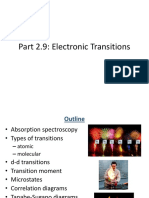 9 CHM 5710 Electronic Transitions.pptx