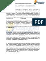 06 DEPRECIACIÓN AGOTAMIENTO Y CALCULO ACTUARIAL-