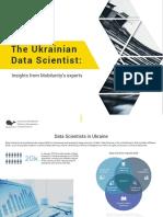 Hire Ukrainian Big Data Scientist