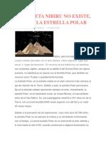 EL PLANETA NIBIRU NO EXISTE, SÓLO ES LA ESTRELLA POLAR.docx