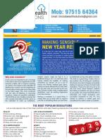 Jan'20 Newsletter - BMC SabWealth Solutions
