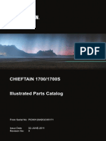 Chieftain 1700 - 1700S Illustrated Parts Catalog Rev 9