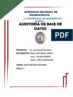 AUDITORIA DE BASE DE DATOS FINAL.docx