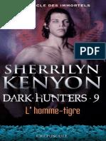 L'Homme-Tigre - Kenyon, Sherrilyn