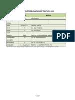 700-DGII-GA-2019-21985 - Calendario Tributario 2020
