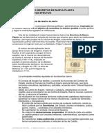 Bl 4 Tema 15 - Los Decretos de Nueva Planta y sus efectos