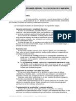 Bl 2 Tema 7 - El régimen feudal y la sociedad estamental