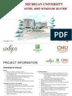 The CMU Stadium Holiday Inn proposal