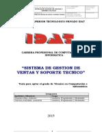 191254694 Documentacion Del Sistema