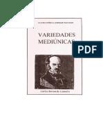 Variedades Mediunicas (Carlos Bernardo Loureiro)