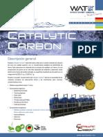 Catalytic Carbon - Folleto