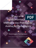 Para uma Fundamentação e Melhoria das Práticas de Avaliação Pedagógica