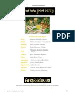Herbologia - Ervas para todos os fins