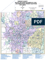 Map Polling Locations Tarrant County.pdf