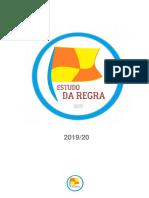 ESTUDO DA REGRA 2020